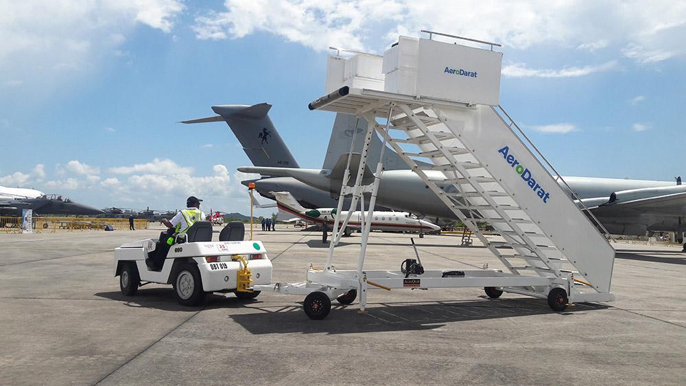 GROUND HANDLING SERVICES – AeroDarat